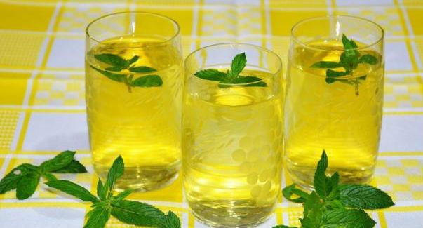 napitok1 - Настоящее чудо! 1 стакан этого напитка восстановит печень