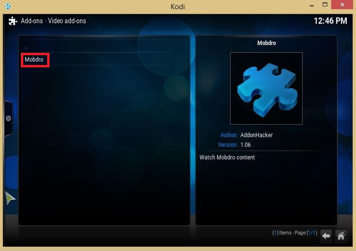 Mobdro for Kodi installation Guidance | Free Download Mobdro Kodi 2016 | Mobdro IPTV Addon for Kodi