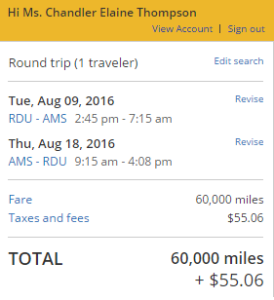 Flight Prices
