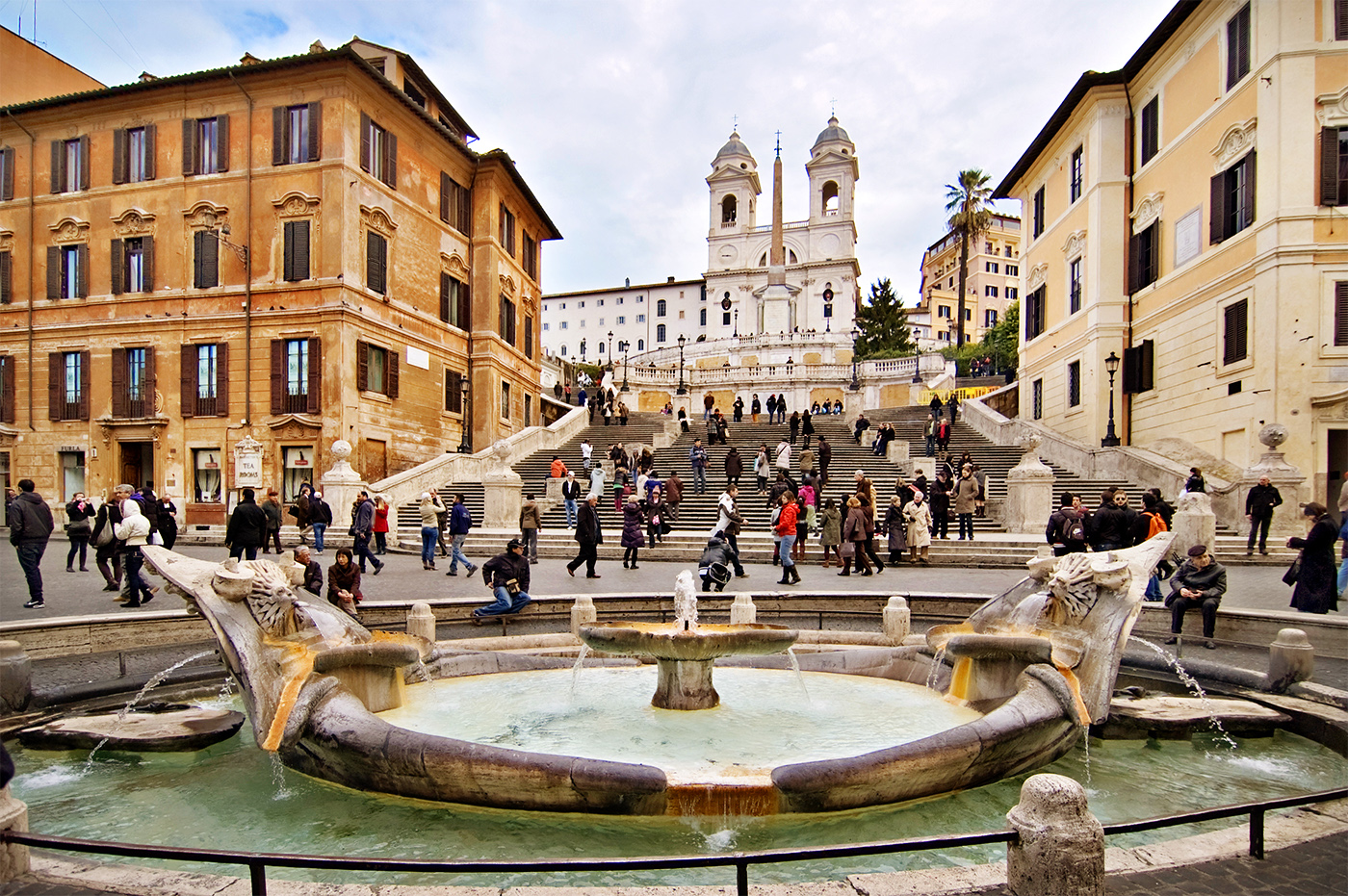 piazza di spagna ile ilgili görsel sonucu