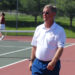 'It's a lifetime sport': Ellsworth coach receives national tennis honor