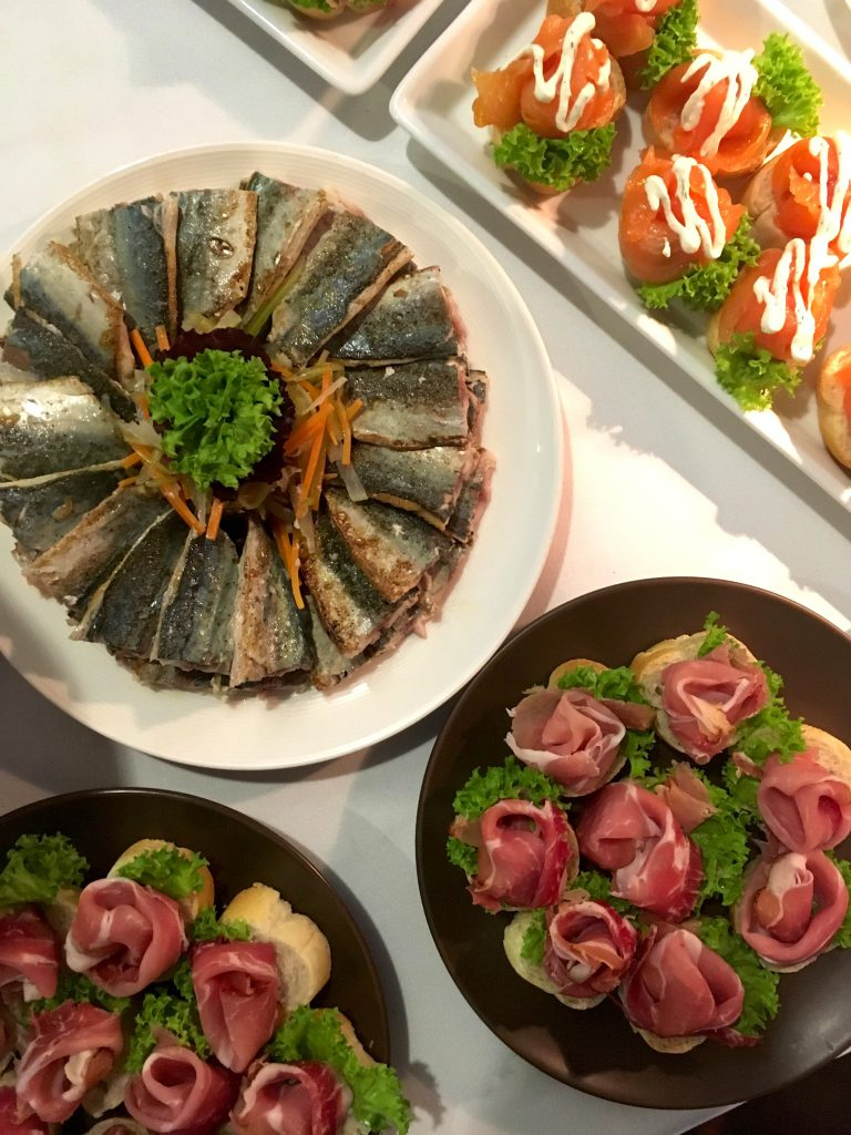 Tapas are a must when indulging in Spanish food