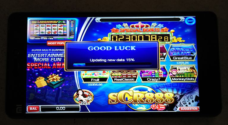 SCR888 casino- The best choice for you