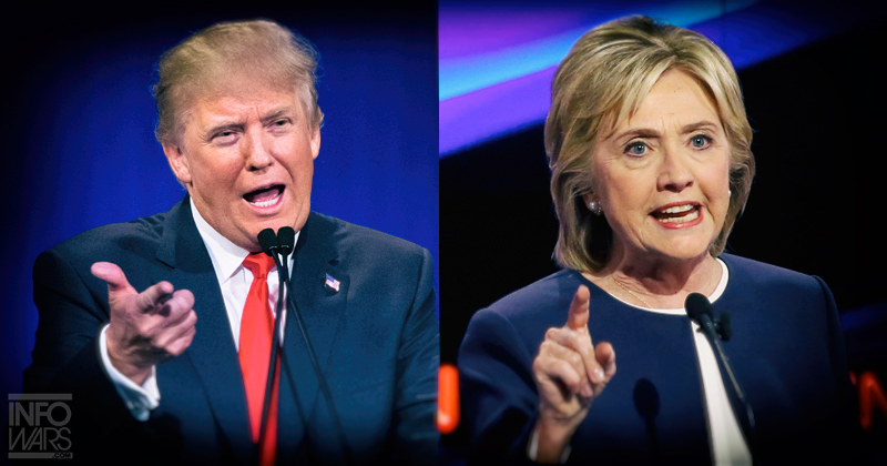 """Trump: Hillary Focusing On """"Petty Things"""" To Distract From Her """"Enormous Corruption And Criminal Conduct"""""""