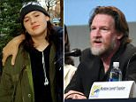 Donal Logue's transgender daughter Jade Logue, 16, is 'safely back home', reps said Saturday. Jade had been missing since Monday, June 26 . The Gotham actor was active on social media sharing her image and asking for her return. Pictured: A recent photo of Logue and Jade with actorGilles Marini before her disappearance