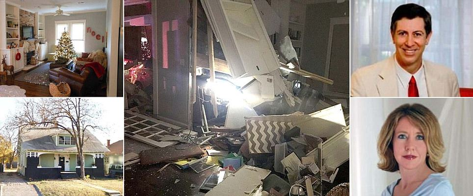 Drunk driver destroys house renovated on Fixer Upper