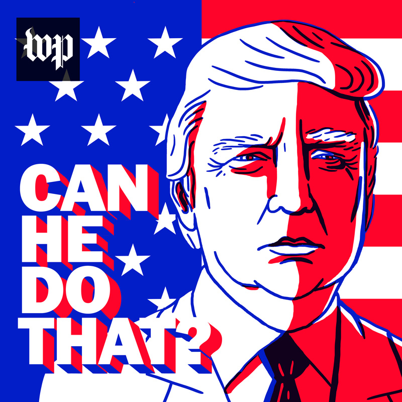 Subscribe to our podcast: Can he do that?
