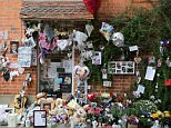 Unhealed wounds:Grieving fans of the late George Michael are calling for a memorial concert as mourners are still flocking to his Oxfordshire hometo pay tribute six months after his death