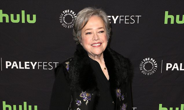 Kathy Bates has ditched breast prostheses aftermastectomy