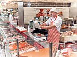 'Meating' demand: Morrisons is to sell only fresh meat sourced in Britain as part of a homegrown strategy