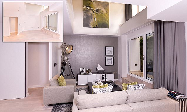 Top interior design tips revealed in three home makeovers