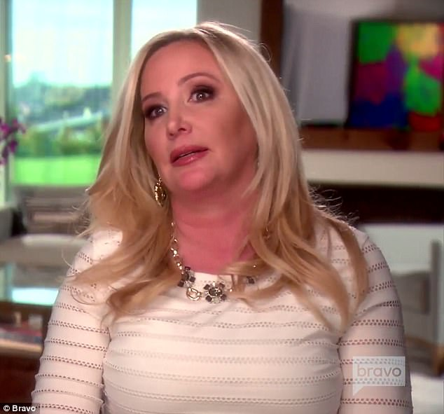 Troubled times:The Real Housewives of Orange County's Shannon Beador, 53, opens up about the weight and marital problems her castmate Vicki Gunvalson triggered with a domestic violence accusation against her husband David Beador last season