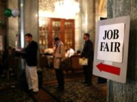 Number of Americans Filing for Unemployment Benefits on the Decline