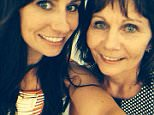 New Zealand woman Gayleen McEwan (pictured right with daughter Kelly) has been identified as the woman who died in Sint Marteen after being blown over by a jet