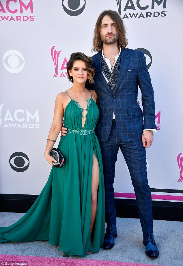 They will wed:Maren Morris is an engaged woman. On Sunday the country music singer announced on Instagram she has accepted a proposal from beau Ryan Hurd; seen in April