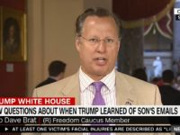 GOP Rep Brat on Trump-Russia Collusion: Collusion Everywhere — Collusion Between CNN, DCCC and WaPo