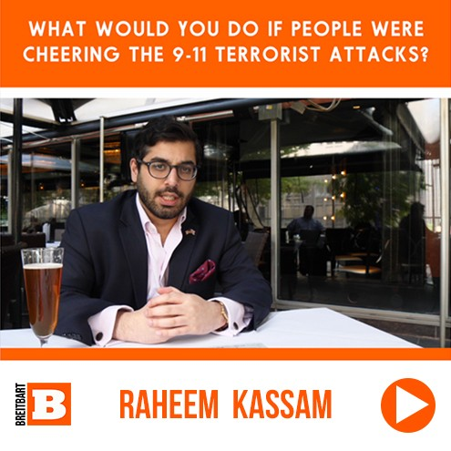 WE ARE BREITBART - Raheem Kassam