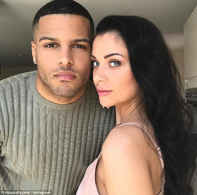 Gone their separate ways? Love Island's CallyJane Beech, 25, and Luis Morrison, 22, have sparked speculation that they have split after posting cryptic tweets last week