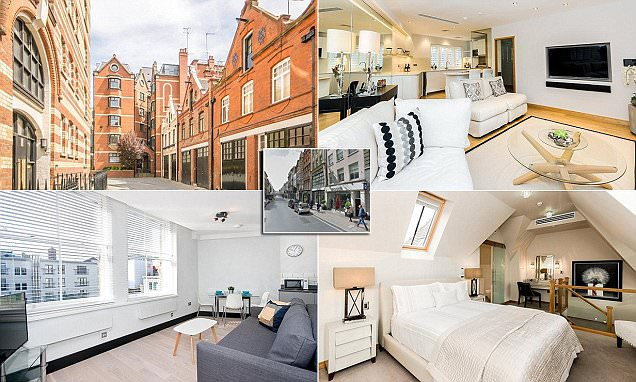 Luxury Mayfair student accommodation costing £67,000 each