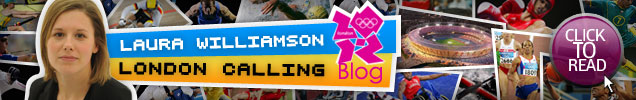 laura williamson's olympics blog