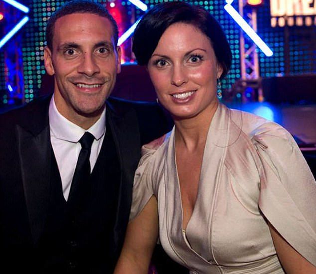 The tragic news comes just two years after Rio lost his wife (right) through cancer - something he spoke movingly about in the BBC documentary