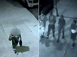 Newly obtained surveillance footage shows the moments before a 50-year-old mother-of-two (pictured) was forced to perform oral sex at gun point in Queens, New York