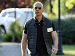 Swole-con Valley: Amazon CEO Jeff Bezos, 53, looks buff and youthful at Sun Valley tech conference this year