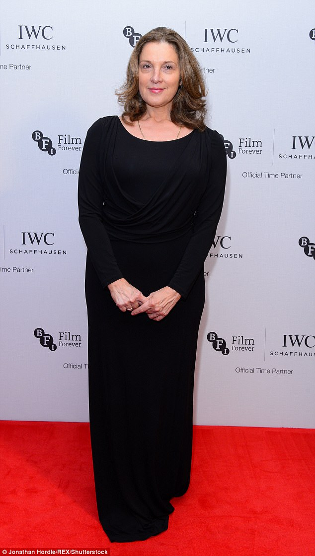 A Team: The actress will team up with renowned film producer Barbara Broccoli - who has produced the last eight Bond chapters