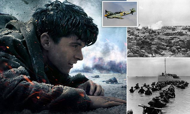 Dunkirk heroes relive their memories of Operation Dynamo