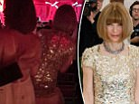 Come on, Vogue: Shocking video of Anna Wintour twerking to 'Teenage Dream' during Katy Perry performance at the 2017 Met Ball - new news live