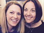 Kezia Dugdale, 35, pictured right, has been dating Mid Fife and Glenrothes MSP Jenny Gilruth, pictured left, for around four months after the pair first met on a cross-party politics trip to the USA last summer