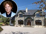 The Glenmore Rivers Estate, in County Donegal, Ireland, is up for sale for £2.2 million. It is owned by Mick Hucknall and Chris De Margary