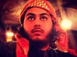 Abhorrent sentiments: Teaching assistant Imran Miah's Facebook profile photograph