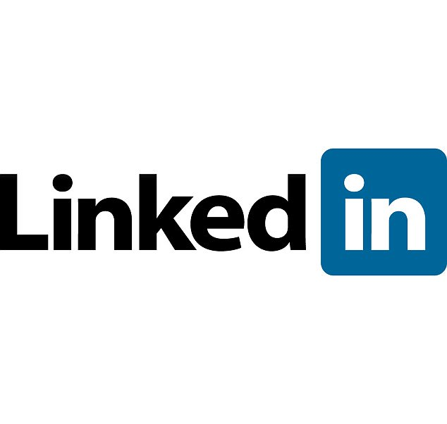 But Linklaters technology expert Peter Church said LinkedIn profiles were 'fair game' because they exist to help employers find staff. Pictured: The LinkedIn logo