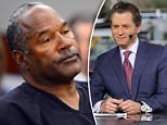 Worried: OJ Simpson (seen here in May) is worried about his July 20 parole hearing, a pal said, as the media will be allowed huge access - which he fears will 'screw' with the board's decision