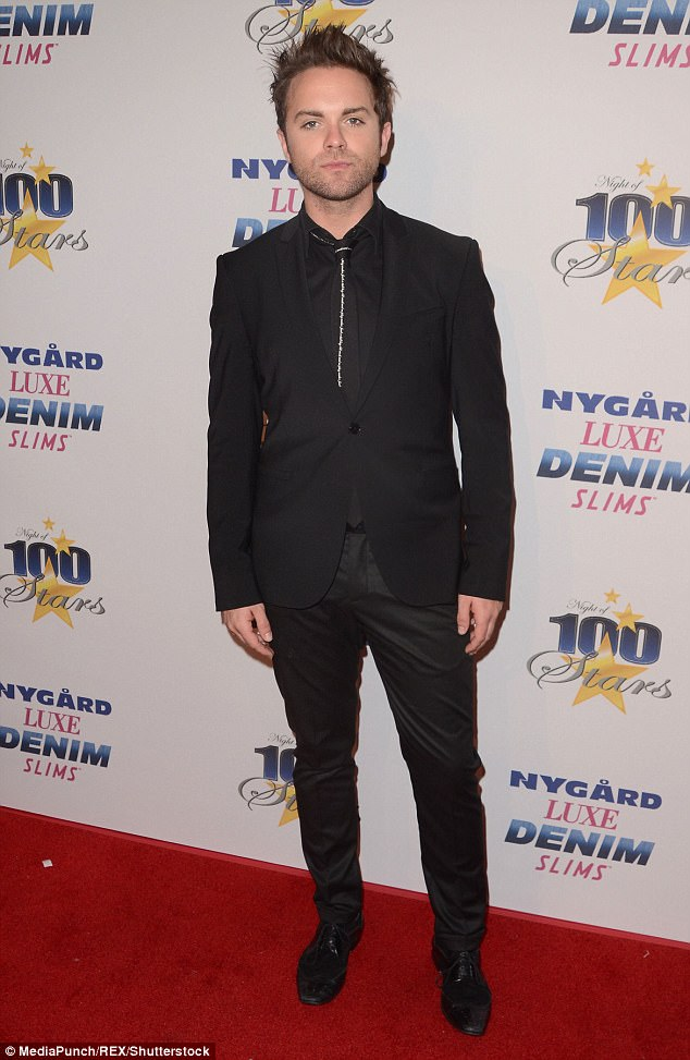 Terminator: The Sarah Connor Chronicles and Backstrom actor Thomas Dekker has come out as gay and he also revealed that he married his husband in April (pictured Feb)