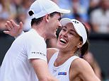 Jamie Murray ensured it was a successful championships for Britain at Wimbledon this year, as he claimed his fourth Grand Slam crown along with Martina Hingis