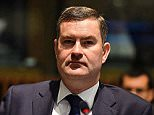Work and Pensions Secretary David Gauke (pictured today in the Commons) accelerated by seven years the lift in the state pension age to 68