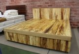 Diy Pallet Bed Frame With Storage Instructions Home Design Ideas Pallet Bed Frame Instructions