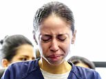 Dalia Dippolito (pictured during her sentencing on Friday)