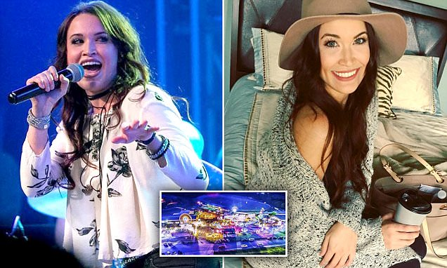 Aspiring singer, 25, dies in UTV accident near race track
