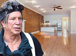 Heading to court: Mickey Rourke (above outside his Tribeca apartment in July) is being accused of not paying the final three months of rent on his New York City apartment, located in the city's Tribeca neighborhood
