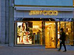 The Jimmy Choo brand was founded in London and now has outlets all over the world