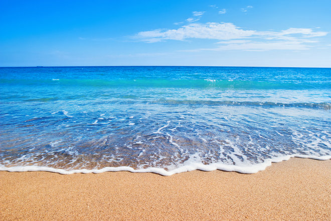 Science of Summer: Where Does Beach Sand Come From?