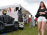 Travellers from all over the UK literally had a field day when they flocked to Kenilworth Horse Fair in Warwickshire. Visitors poured into the grounds to browse the range of goods on sale
