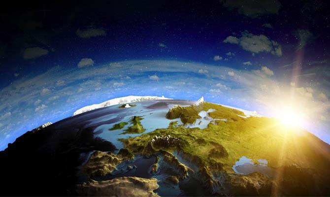 interesnye fakty o planete zemlya 2 - Интересные факты о планете Земля