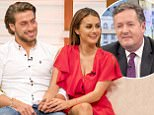 EDITORIAL USE ONLY. NO MERCHANDISING Mandatory Credit: Photo by Ken McKay/ITV/REX/Shutterstock (8977298l) Kem Cetinay and Amber Daviies 'Good Morning Britain' TV show, London, UK - 31 Jul 2017 We have the exclusive first interview with Love Islands winning KEM AND AMBER: LOVE ISLAND WINNERS We have the exclusive first interview with Love Islands winning lovebirds to find out whats next for them and his bromance with Chris, as rumours swirl that there could be a spin-off show and even a single!