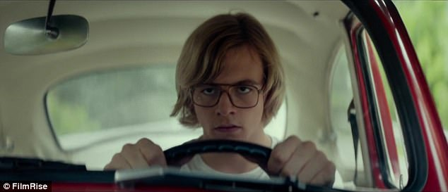 Chilling:A new teaser trailer for the upcoming biopic My Friend Dahmer was released at Comic-Con in San Diego on Saturday