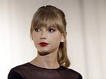 FILE - In this Oct. 12, 2103 file photo, Taylor Swift appears at the Country Music Hall of Fame and Museum in Nashville, Tenn. David Mueller, a former radio host, claims in a lawsuit that he lost his job because Swift falsely accused him of groping her. Swift has countersued, alleging she's the victim of sexual assault. Mueller is seeking up to $3 million in damages at the trial that begins Monday, Aug. 7, 2017, in federal court in Denver. Both sides say no settlement is in the works. (AP Photo/Mark Humphrey, File)