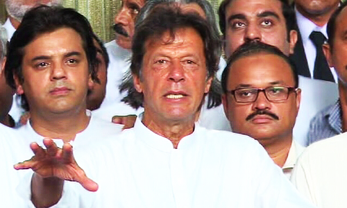 Imran expects early elections, asks PTI workers to start preparations